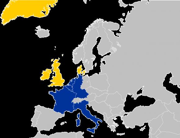 Histoire de l'UE